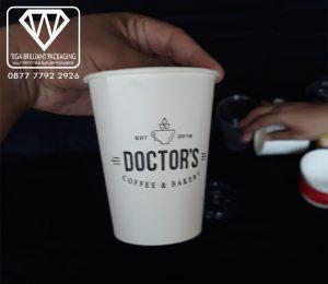 Produk Sablon Gelas Cup Plastik